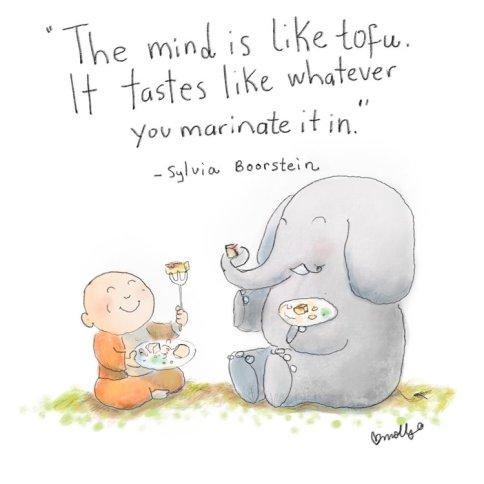 mind like tofu